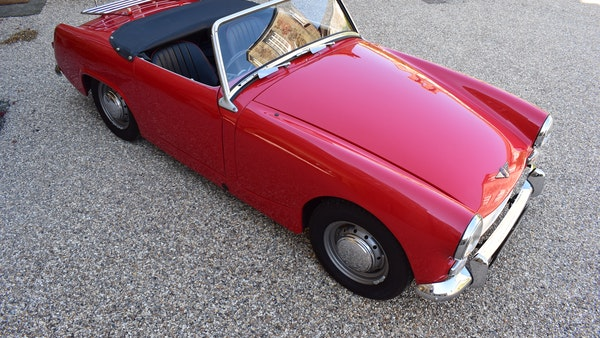 1963 Austin Healey Sprite Mk.II For Sale (picture 15 of 92)