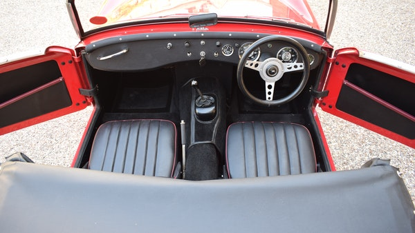 1963 Austin Healey Sprite Mk.II For Sale (picture 31 of 92)