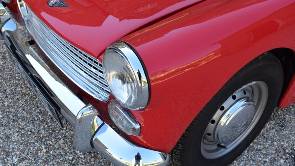 1963 Austin Healey Sprite Mk.II For Sale (picture 55 of 92)