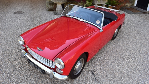 1963 Austin Healey Sprite Mk.II For Sale (picture 17 of 92)