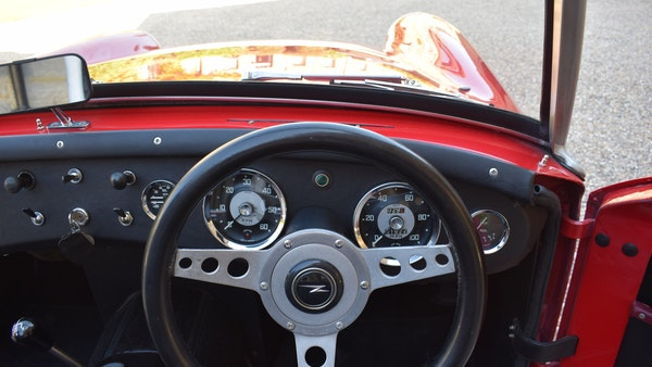 1963 Austin Healey Sprite Mk.II For Sale (picture 37 of 92)