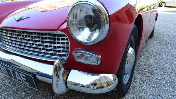 1963 Austin Healey Sprite Mk.II For Sale (picture 56 of 92)