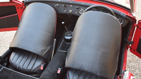 1963 Austin Healey Sprite Mk.II For Sale (picture 40 of 92)