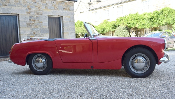 1963 Austin Healey Sprite Mk.II For Sale (picture 13 of 92)