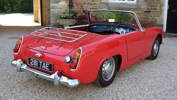 1963 Austin Healey Sprite Mk.II For Sale (picture 23 of 92)