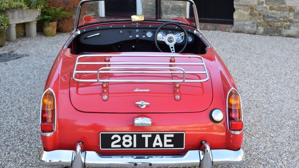 1963 Austin Healey Sprite Mk.II For Sale (picture 22 of 92)