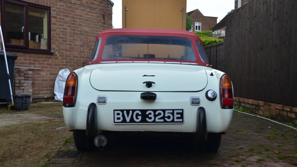 NO RESERVE - 1967 Austin-Healey Sprite For Sale (picture 8 of 108)