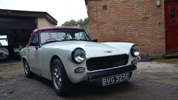 NO RESERVE - 1967 Austin-Healey Sprite For Sale (picture 7 of 108)