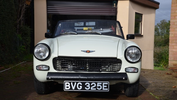NO RESERVE - 1967 Austin-Healey Sprite For Sale (picture 12 of 108)