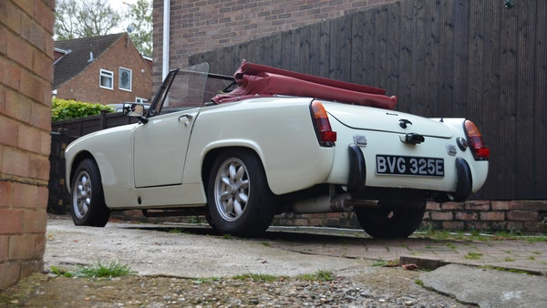 NO RESERVE - 1967 Austin-Healey Sprite For Sale (picture 14 of 108)