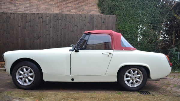 NO RESERVE - 1967 Austin-Healey Sprite For Sale (picture 4 of 108)