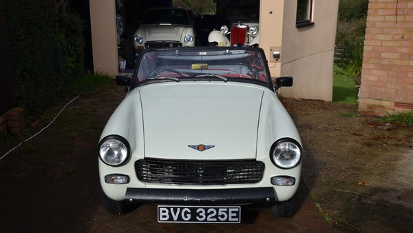 NO RESERVE - 1967 Austin-Healey Sprite For Sale (picture 10 of 108)