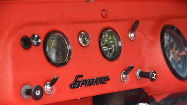 NO RESERVE - 1967 Austin-Healey Sprite For Sale (picture 27 of 108)