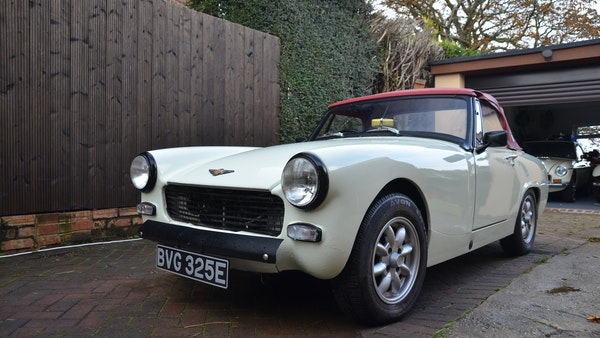 NO RESERVE - 1967 Austin-Healey Sprite For Sale (picture 15 of 108)