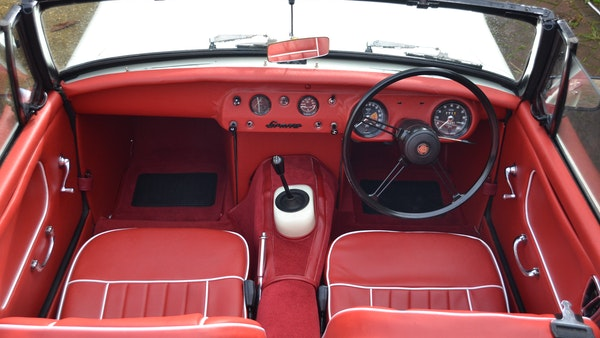 NO RESERVE - 1967 Austin-Healey Sprite For Sale (picture 23 of 108)