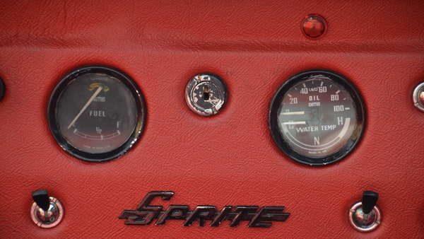 NO RESERVE - 1967 Austin-Healey Sprite For Sale (picture 32 of 108)