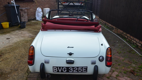 NO RESERVE - 1967 Austin-Healey Sprite For Sale (picture 13 of 108)