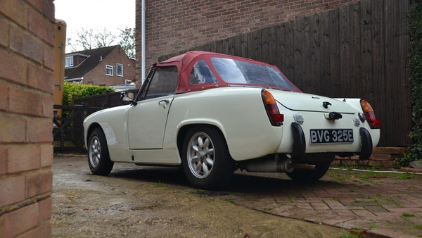 NO RESERVE - 1967 Austin-Healey Sprite For Sale (picture 17 of 108)