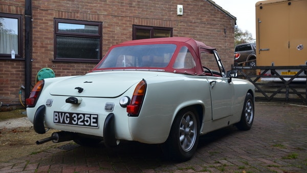 NO RESERVE - 1967 Austin-Healey Sprite For Sale (picture 6 of 108)