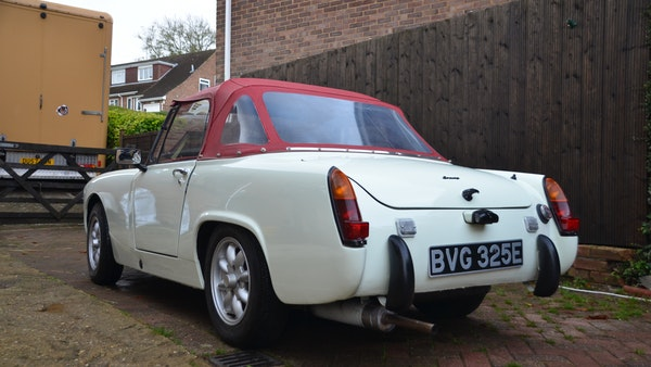 NO RESERVE - 1967 Austin-Healey Sprite For Sale (picture 5 of 108)