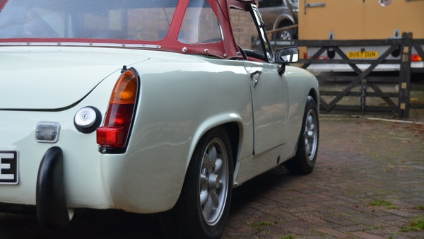 NO RESERVE - 1967 Austin-Healey Sprite For Sale (picture 62 of 108)