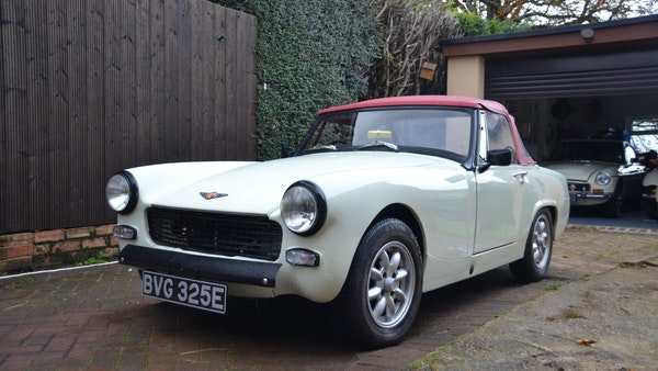 NO RESERVE - 1967 Austin-Healey Sprite For Sale (picture 1 of 108)