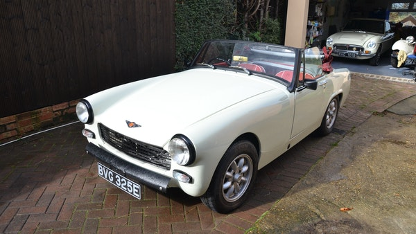 NO RESERVE - 1967 Austin-Healey Sprite For Sale (picture 11 of 108)