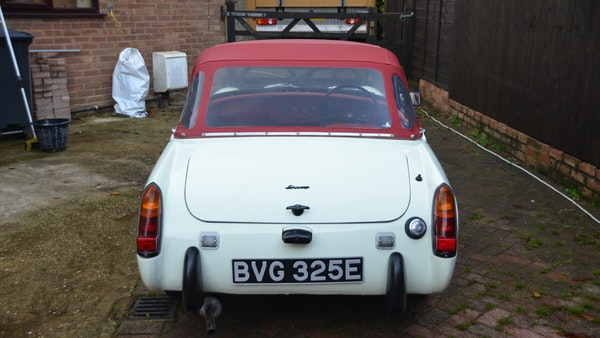 NO RESERVE - 1967 Austin-Healey Sprite For Sale (picture 9 of 108)