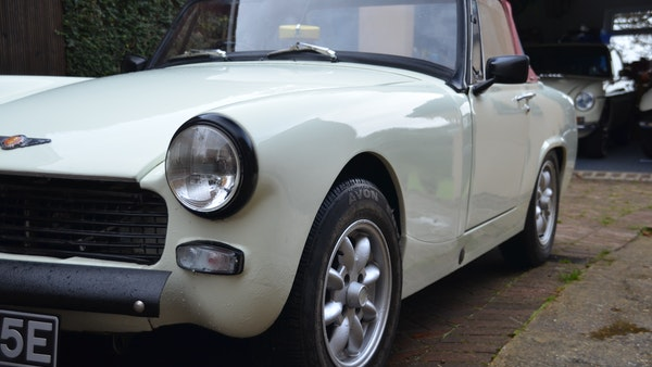 NO RESERVE - 1967 Austin-Healey Sprite For Sale (picture 60 of 108)