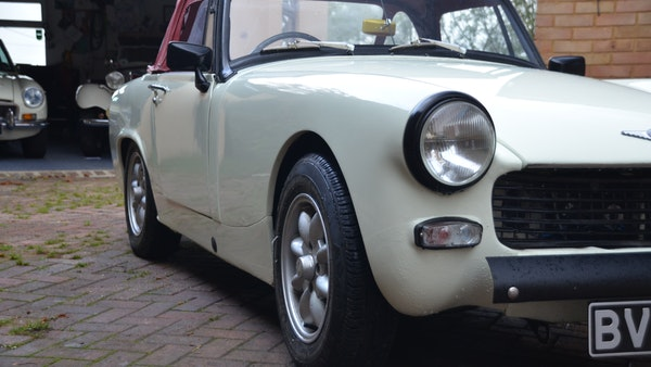 NO RESERVE - 1967 Austin-Healey Sprite For Sale (picture 59 of 108)