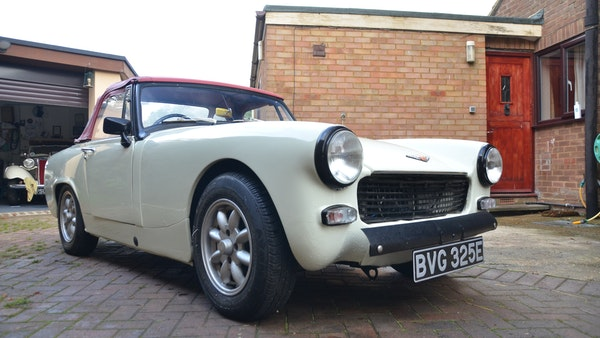 NO RESERVE - 1967 Austin-Healey Sprite For Sale (picture 16 of 108)