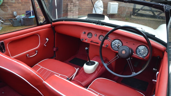NO RESERVE - 1967 Austin-Healey Sprite For Sale (picture 24 of 108)