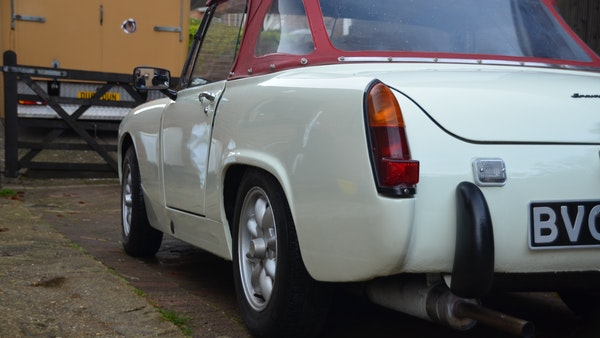 NO RESERVE - 1967 Austin-Healey Sprite For Sale (picture 61 of 108)