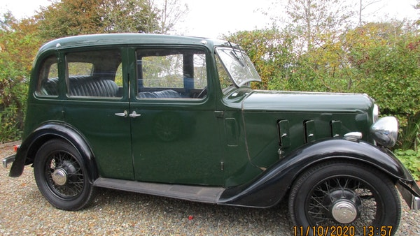 NO RESERVE! - 1936 Austin 10 Sherbourne For Sale (picture 6 of 59)