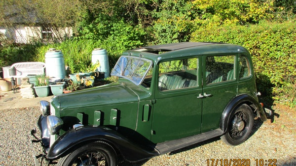 NO RESERVE! - 1936 Austin 10 Sherbourne For Sale (picture 19 of 59)