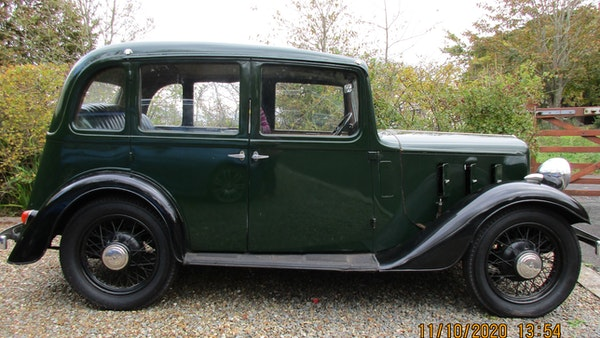 NO RESERVE! - 1936 Austin 10 Sherbourne For Sale (picture 8 of 59)