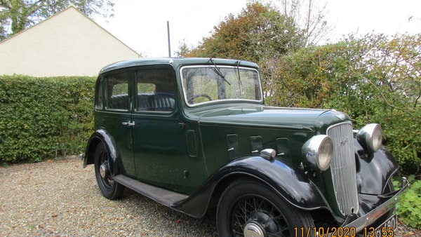 NO RESERVE! - 1936 Austin 10 Sherbourne For Sale (picture 10 of 59)