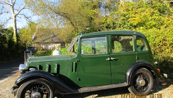 NO RESERVE! - 1936 Austin 10 Sherbourne For Sale (picture 7 of 59)