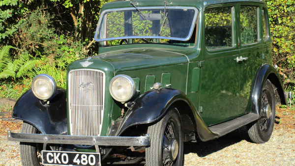 NO RESERVE! - 1936 Austin 10 Sherbourne For Sale (picture 1 of 59)