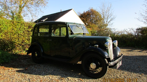 NO RESERVE! - 1936 Austin 10 Sherbourne For Sale (picture 14 of 59)