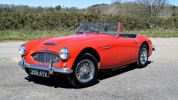 1960 Austin-Healey 3000 Mk1 BT7 For Sale (picture 1 of 104)