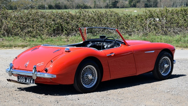 1960 Austin-Healey 3000 Mk1 BT7 For Sale (picture 17 of 104)