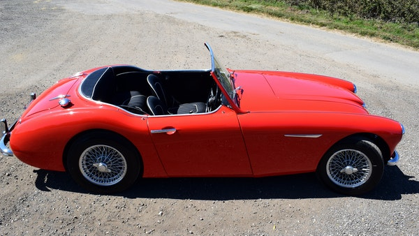 1960 Austin-Healey 3000 Mk1 BT7 For Sale (picture 24 of 104)