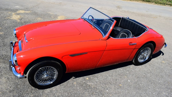 1960 Austin-Healey 3000 Mk1 BT7 For Sale (picture 11 of 104)
