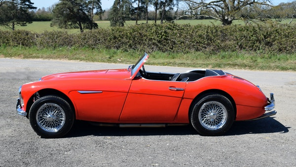 1960 Austin-Healey 3000 Mk1 BT7 For Sale (picture 7 of 104)
