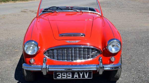 1960 Austin-Healey 3000 Mk1 BT7 For Sale (picture 6 of 104)