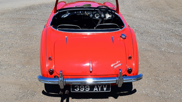 1960 Austin-Healey 3000 Mk1 BT7 For Sale (picture 22 of 104)