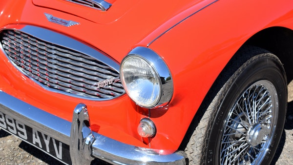 1960 Austin-Healey 3000 Mk1 BT7 For Sale (picture 53 of 104)