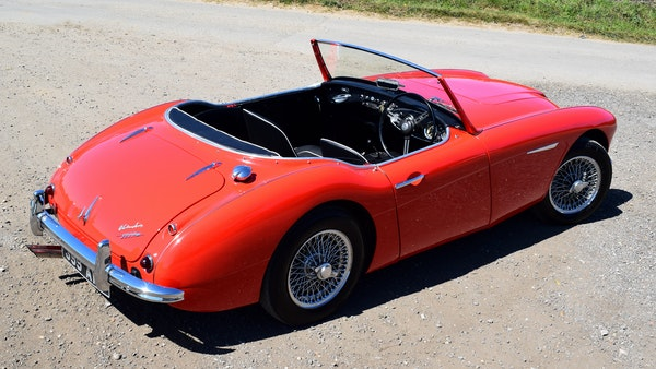 1960 Austin-Healey 3000 Mk1 BT7 For Sale (picture 23 of 104)