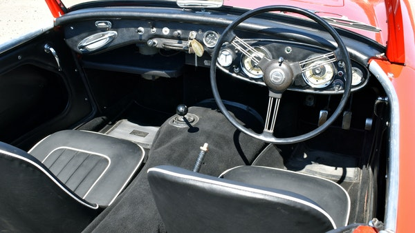 1960 Austin-Healey 3000 Mk1 BT7 For Sale (picture 33 of 104)